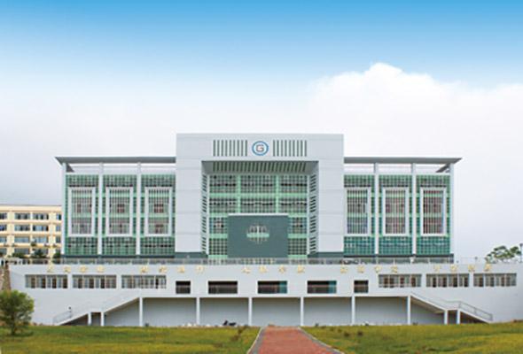 广西理工职业技术学院校园风光3