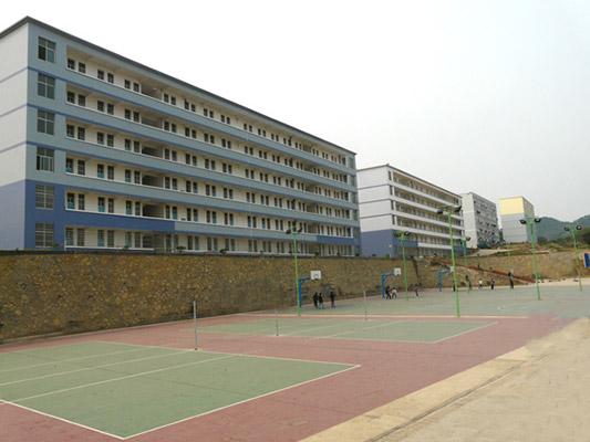 广西理工职业技术学院校园风光5