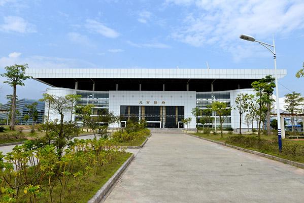 梧州职业学院校园风光2