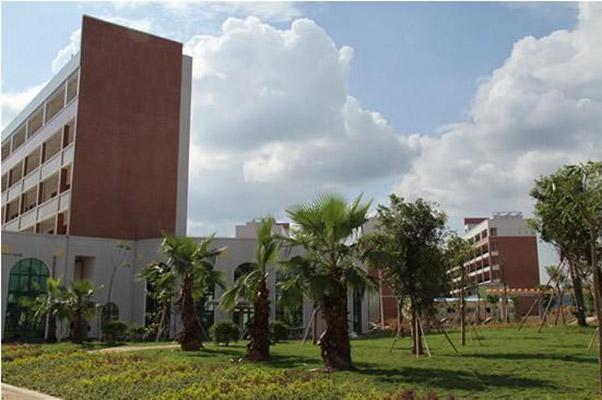 梧州职业学院校园风光3