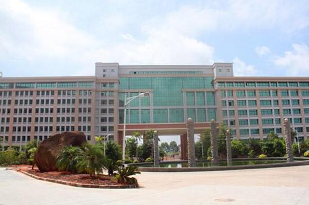 梧州职业学院校园风光4