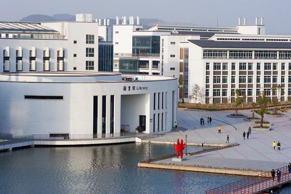 南京旅游职业学院校园风光3