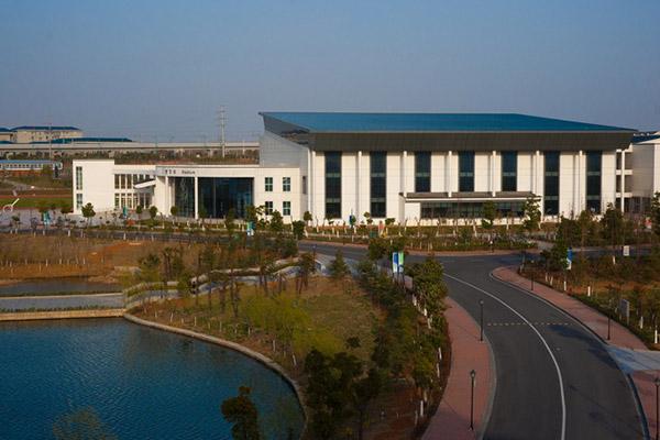 南京旅游职业学院校园风光4