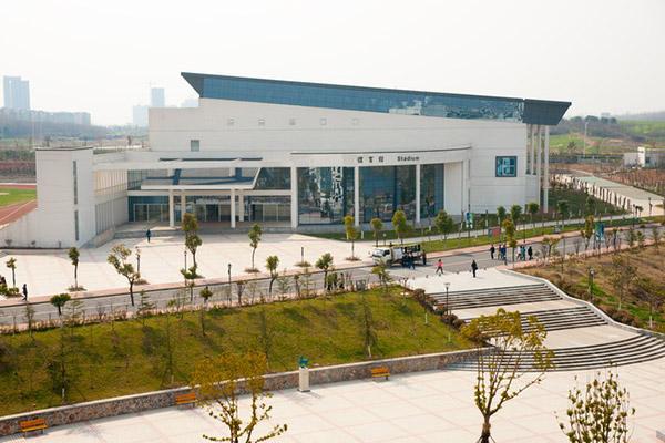 南京旅游职业学院校园风光5