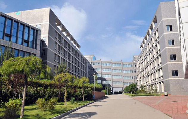 枣庄职业学院校园风光1