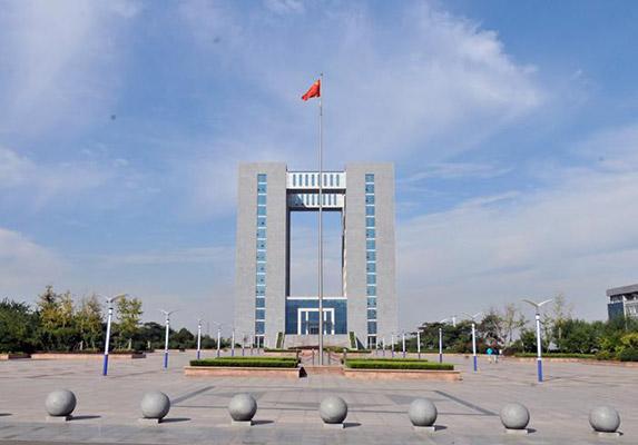枣庄职业学院校园风光2