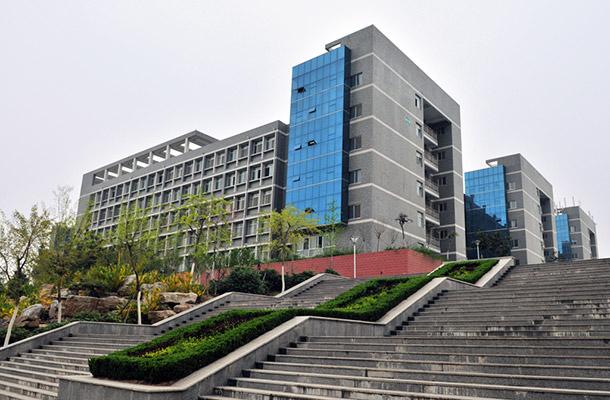 枣庄职业学院校园风光5