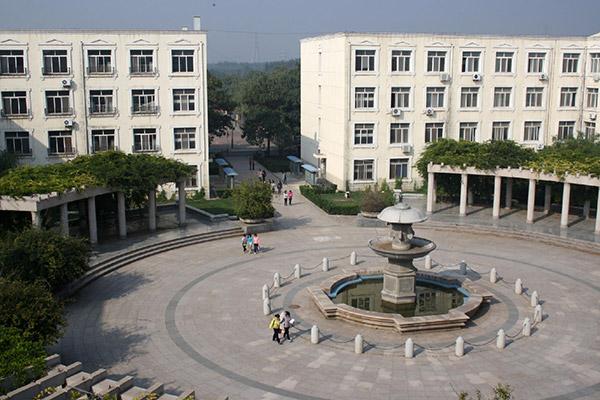 河北东方学院校园风光4