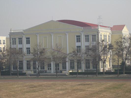 河北东方学院校园风光5