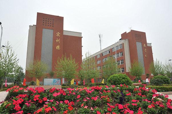 漯河食品职业学院校园风光2