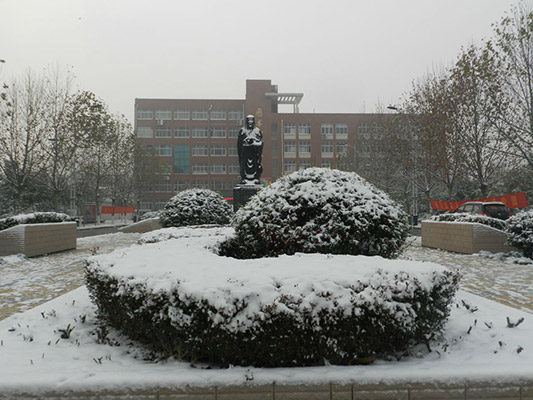 漯河食品职业学院校园风光5