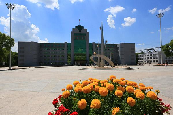 黑龙江护理高等专科学校校园风光1