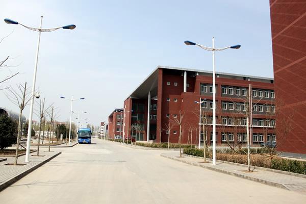 廊坊燕京职业技术学院校园风光1