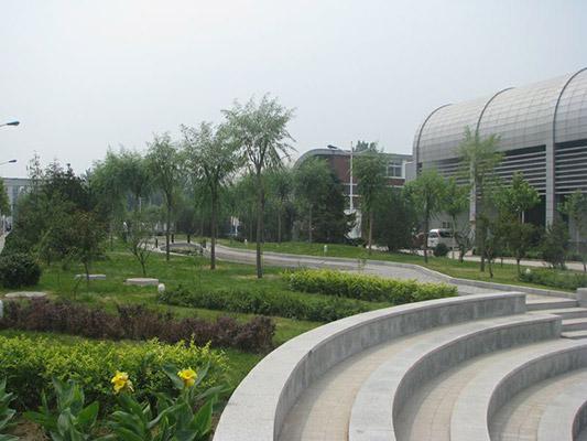 廊坊燕京职业技术学院校园风光4