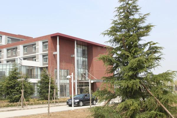 廊坊燕京职业技术学院校园风光3