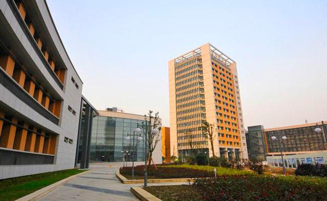 苏州工业园区服务外包职业学院校园风光5