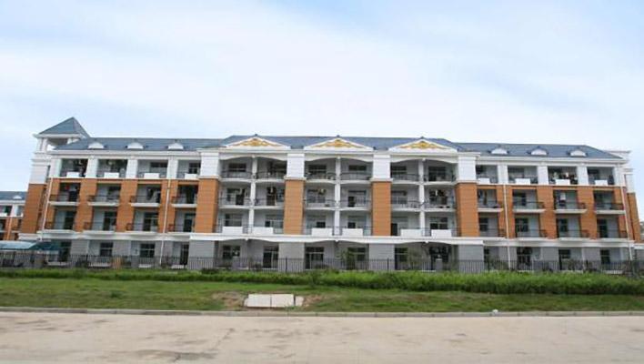 湖南高尔夫旅游职业学院校园风光2