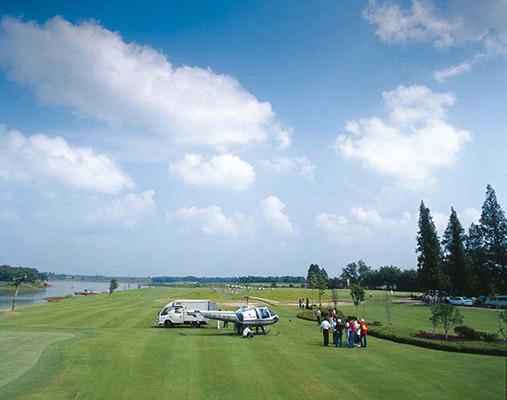 湖南高尔夫旅游职业学院校园风光5