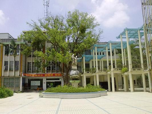 广西卫生职业技术学院校园风光3