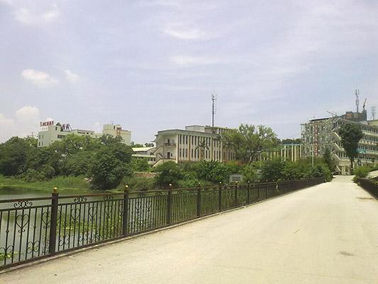 广西卫生职业技术学院校园风光4