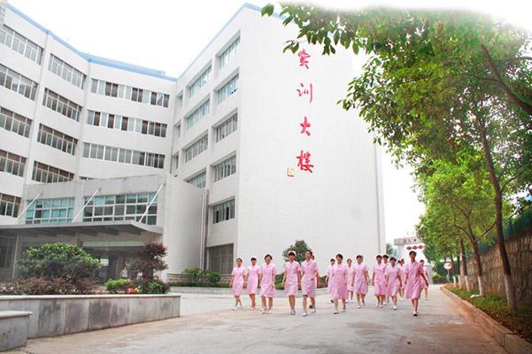 长沙卫生职业学院校园风光4