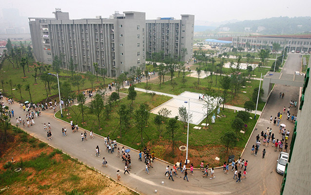 湖南食品药品职业学院校园风光1