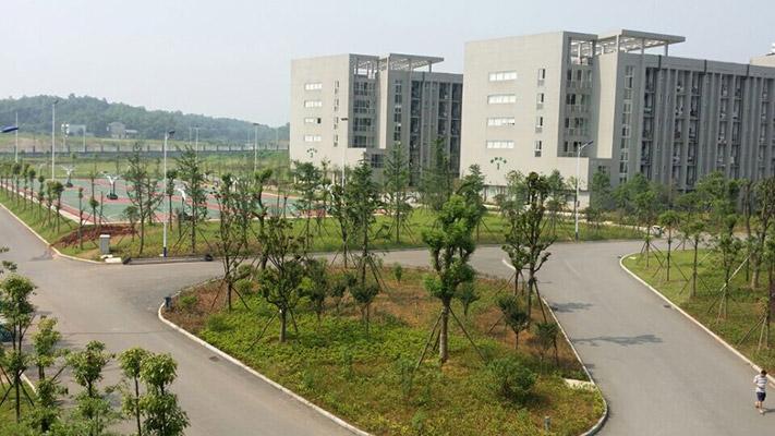 湖南食品药品职业学院校园风光2