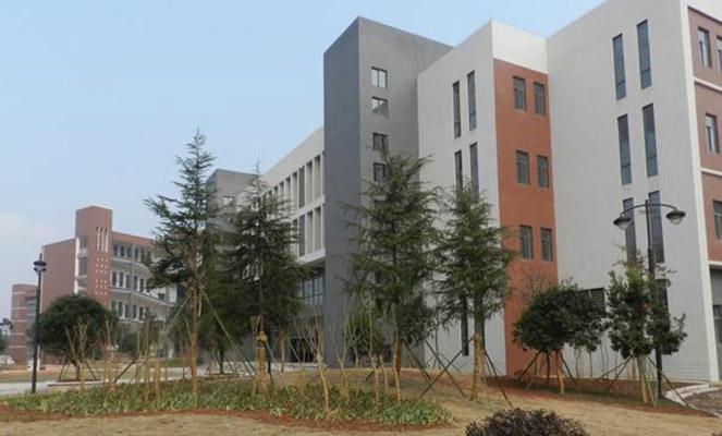 湖南有色金属职业技术学院校园风光3