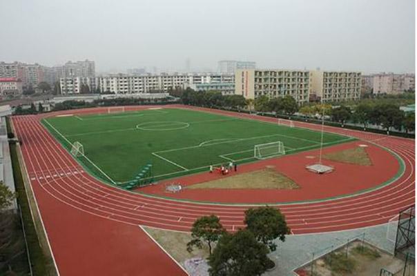 上海民航职业技术学院校园风光1