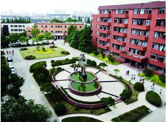 上海民航职业技术学院校园风光5