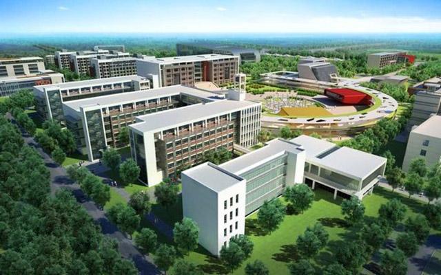 徐州生物工程职业技术学院校园风光1