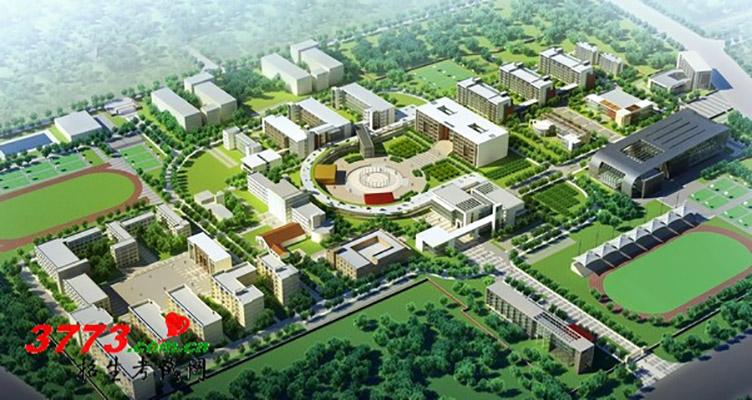 徐州生物工程职业技术学院校园风光2