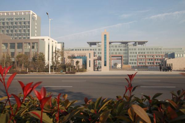 安徽粮食工程职业学院校园风光2