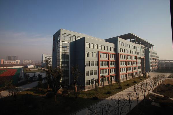 安徽粮食工程职业学院校园风光5