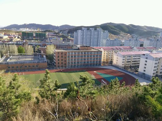 张家口学院校园风光5
