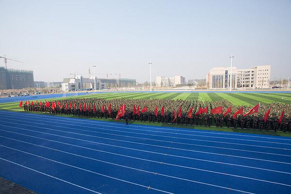 湖南幼儿师范高等专科学校校园风光4
