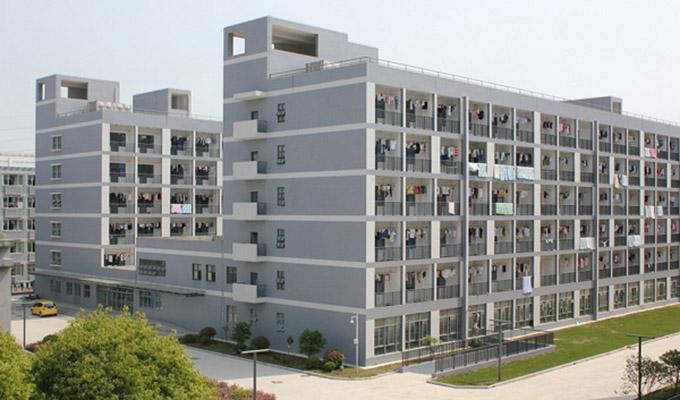 江苏商贸职业学院校园风光4