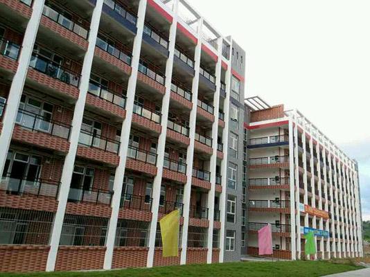 广西培贤国际职业学院校园风光3