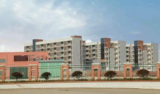 江西洪州职业学院校园风光2