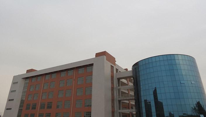 江西洪州职业学院校园风光5