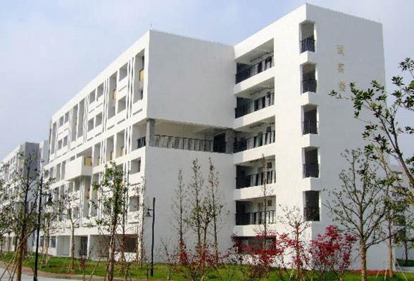 扬州中瑞酒店职业学院校园风光5
