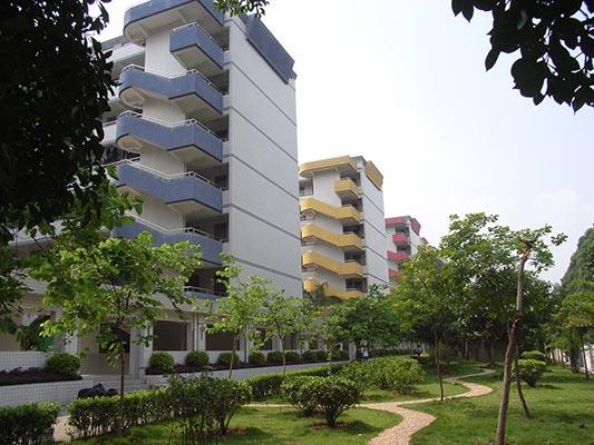 广州卫生职业技术学院白云-学生公寓