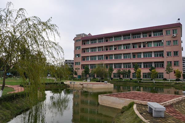 广州卫生职业技术学院从化-校园风光
