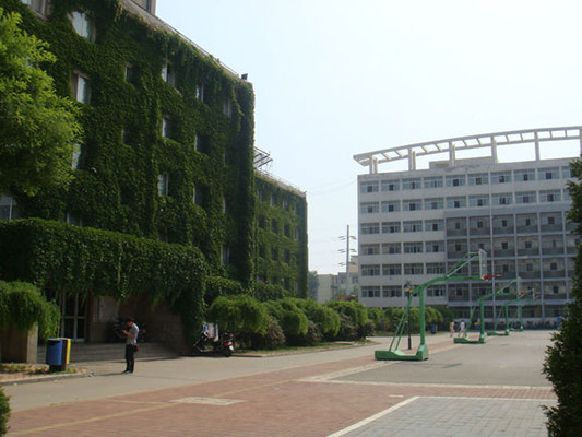 河北环境工程学院校园风光5